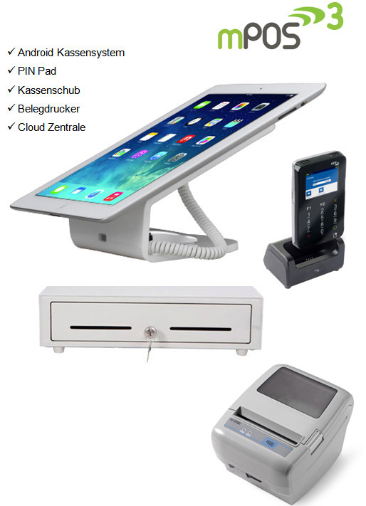 M-POS Single-User System